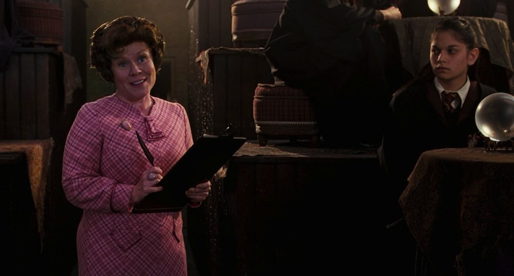 Harry Potter and the Order of Phoenix, Dolores Umbridge