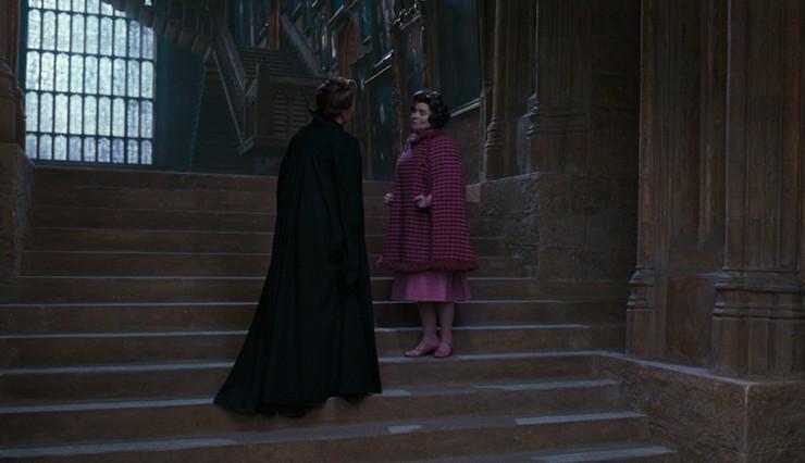 Harry Potter and the Order of Phoenix, Umbridge, McGonagall