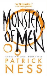 Monsters of Men Patrick Ness series conclusion