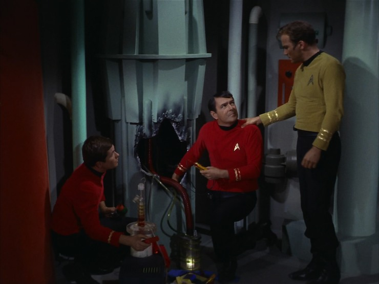 Star Trek, Original Series, season one, Devil in the Dark