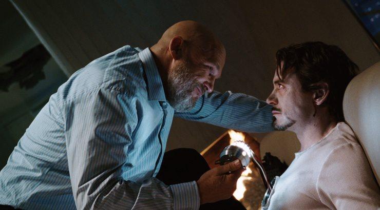 Tony Stark, Obidiah Stane, Iron Man