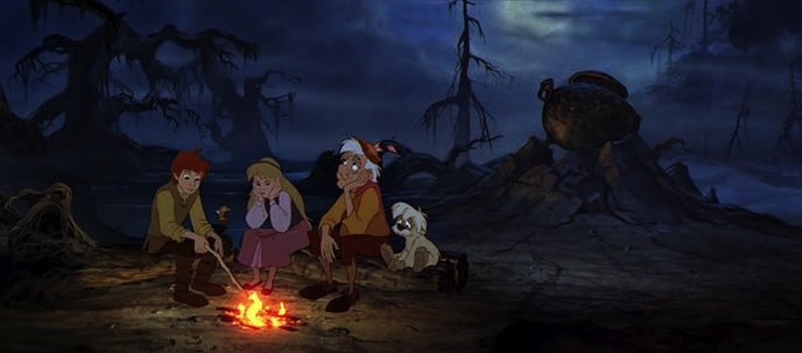 Image result for the black cauldron movie