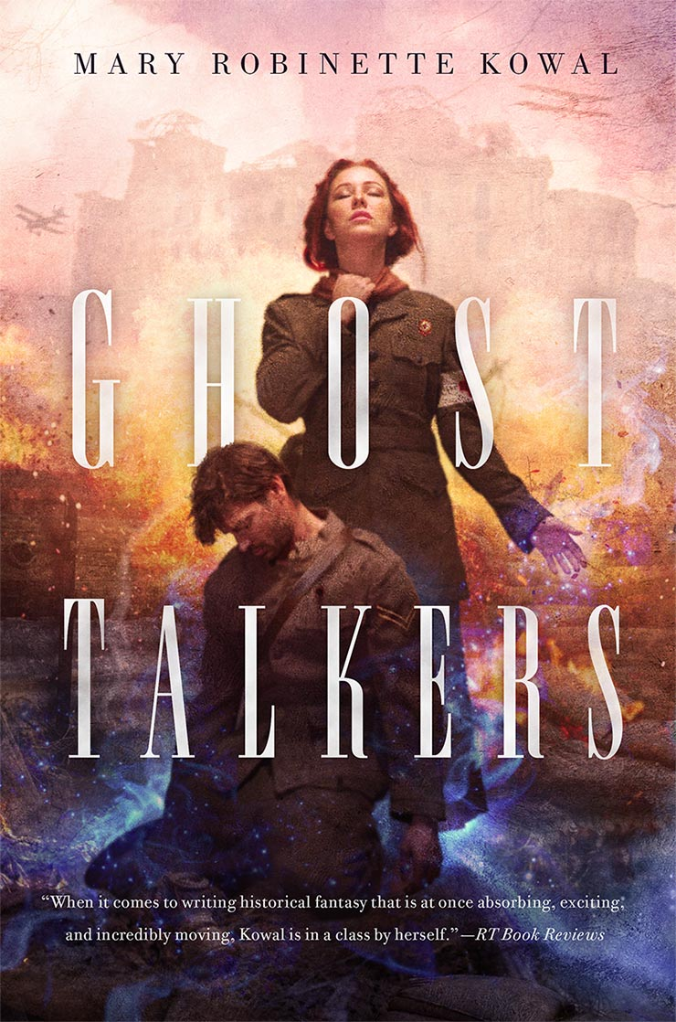 Ghost Talkers, Mary Robinette Kowal,
