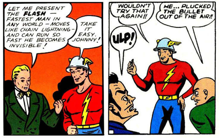 Jay Garrick Flash 1