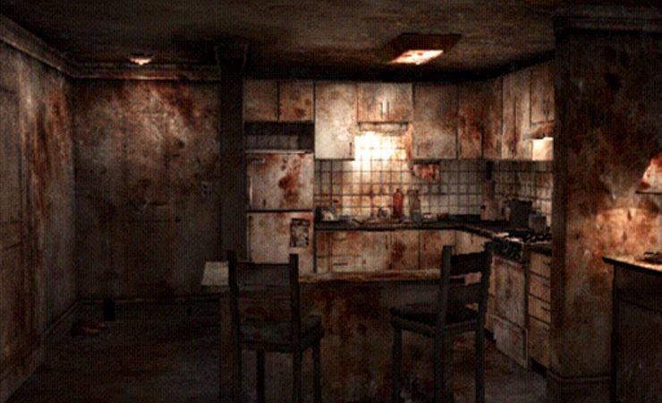 Silent hill 4 the room is the most terrifying game in the for 9999 basement