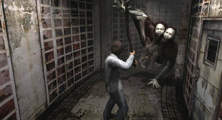Silent Hill 4 The Room Is The Most Terrifying Game In The