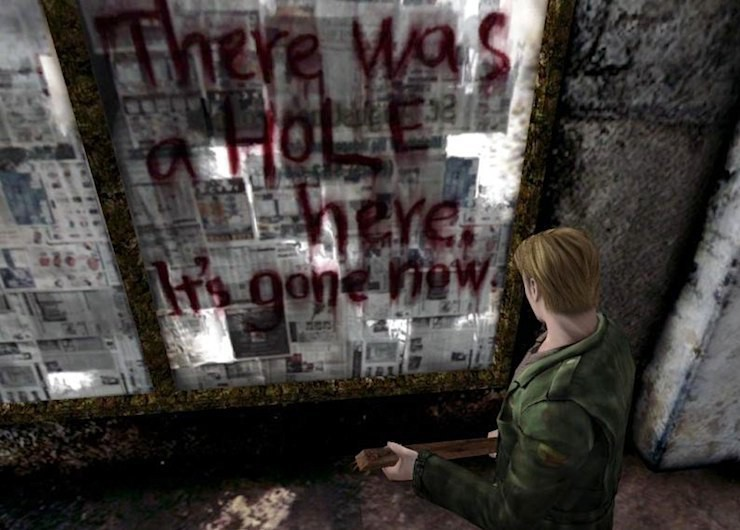 Video Game Horror Doesn T Get Much Better Than Silent Hill 4 The