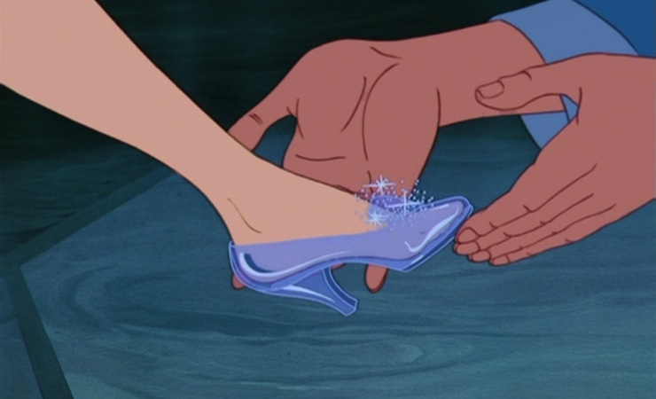 cinderella-slipper