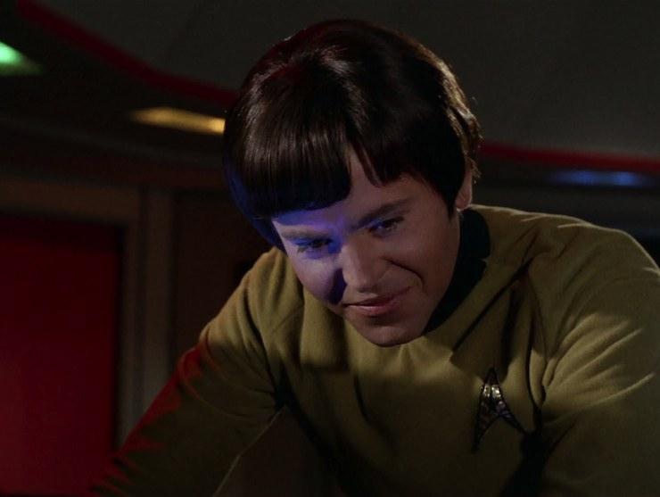 Star Trek, season 2, Friday's Child