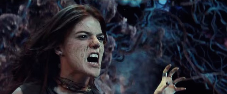 The Last Witch Hunter fight Chloe Witch Queen