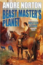 The Beastmaster's Planet by Andre Norton