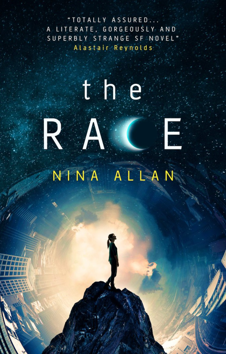 Fantasy Book Cover Inspiration : Cover reveal for a new edition of nina allan s the race