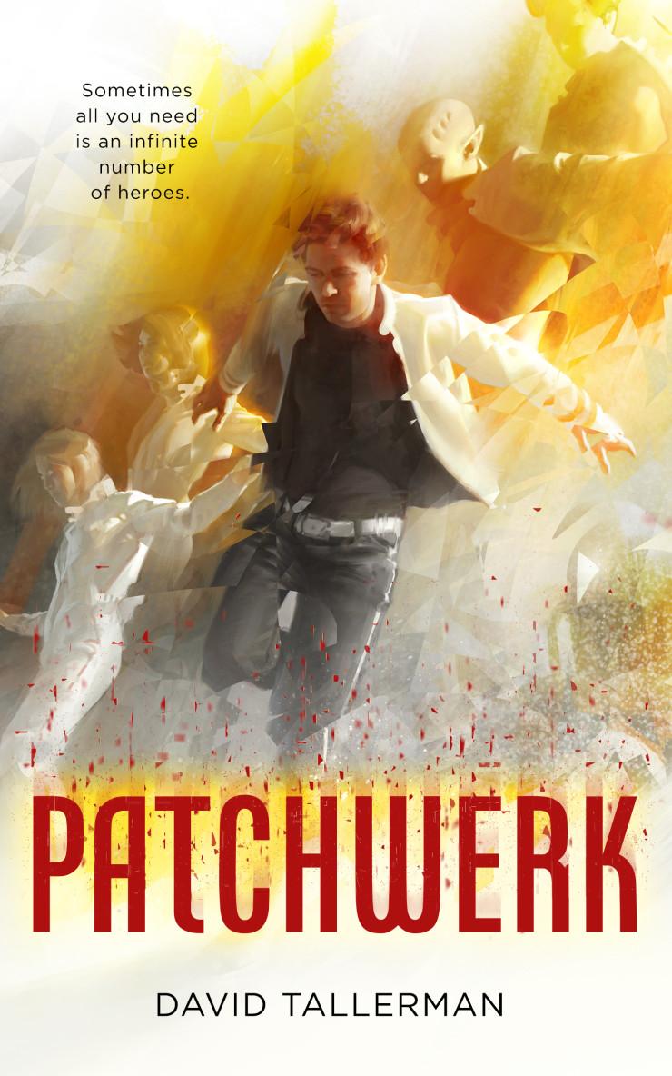 Tallerman_Patchwerk_cover