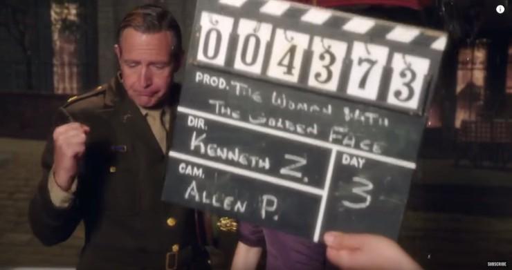 Marvel's Agent Carter season 2 teaser Hayley Atwell