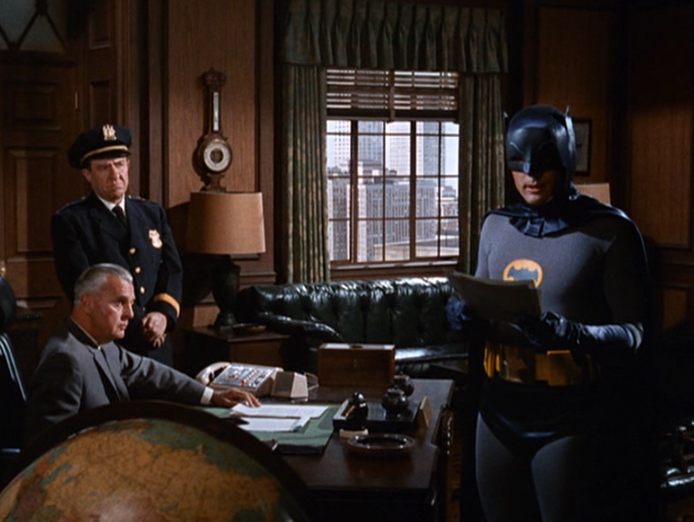 Batman 66 rewatch The Joker Goes to School