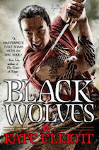 Barnes & Noble Bookseller's Picks November 2015 Black Wolves