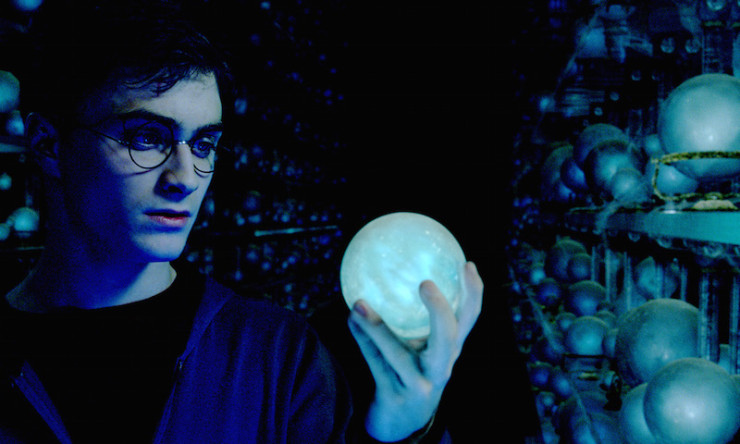 Harry Potter prophecy