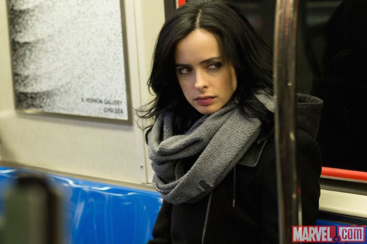 Jessica Jones television review