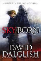 Barnes & Noble Bookseller's Picks November 2015 Skyborn