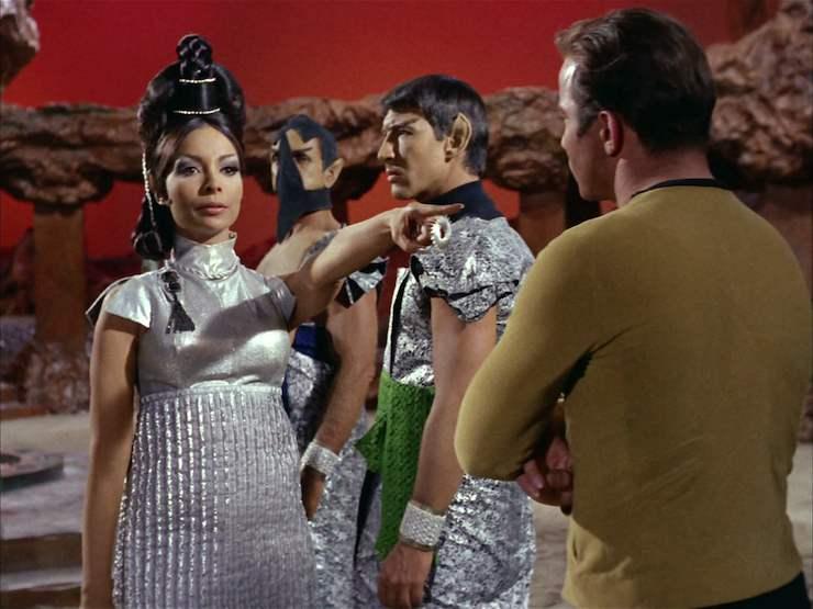 Star Trek, the original series, season 2, Amok Time