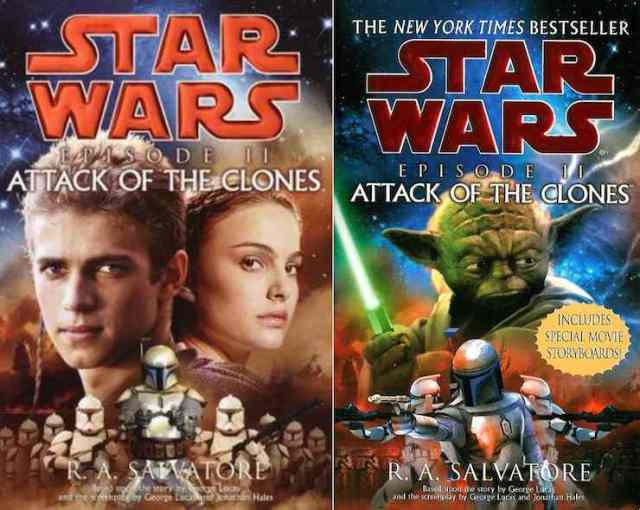 The Star Wars: Episode II Novelization Actually Makes You
