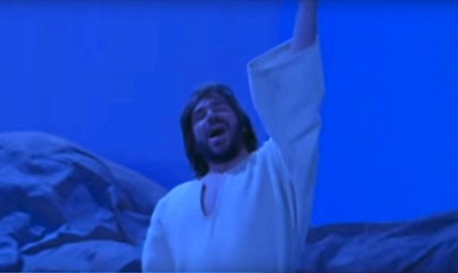 Matt Berry in ADBC: A Rock Opera