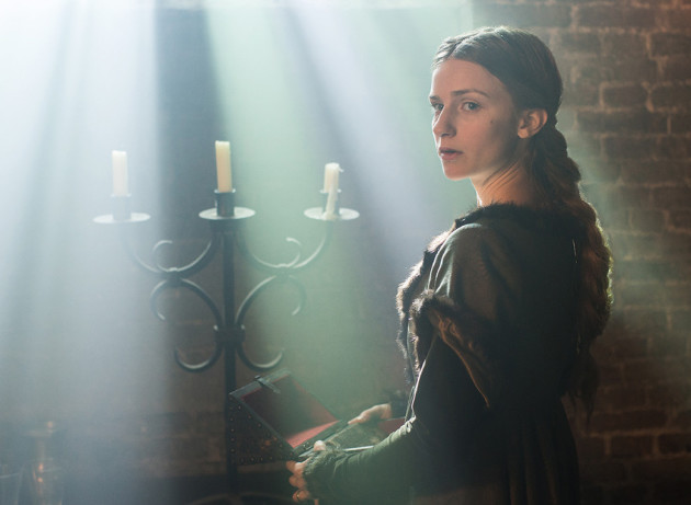 """Faye Marsay as Anne Neville """"The Kingmakers Daughter"""", in The White Queen"""