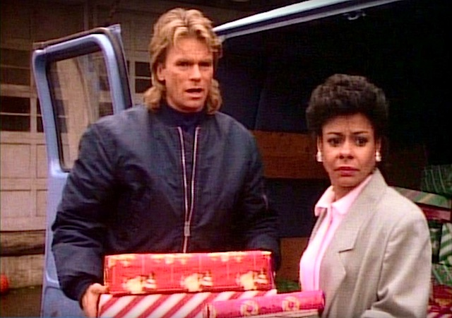 "MacGyver ""The Madonna"""