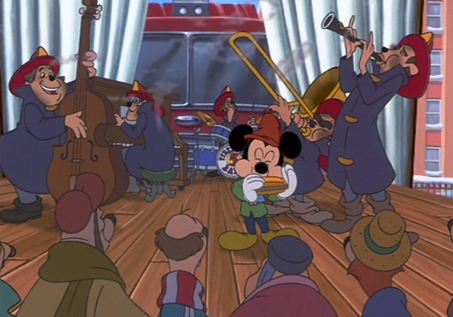 A Very Christmas Mickey Mickey S Christmas Carol And The Gift Of The Magi Tor Com