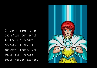 Amy Phantasy Star 2