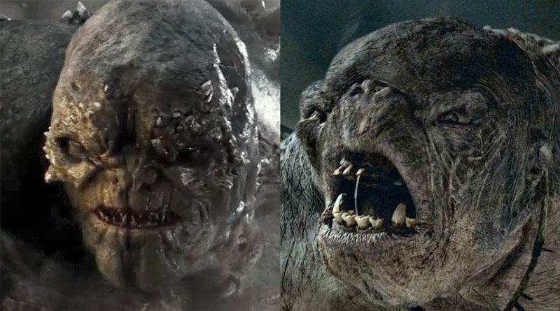 doomsday and lord of the rings cave troll are best friends forever