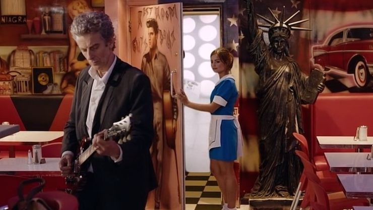 Doctor Who, season 9, Hell Bent