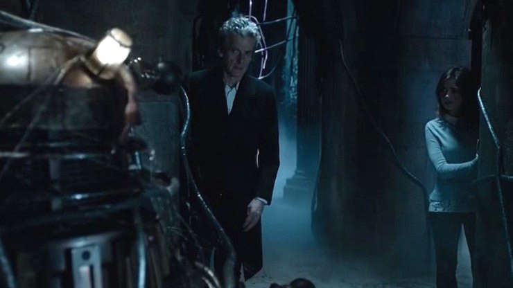 Doctor Who Hell Bent season finale review