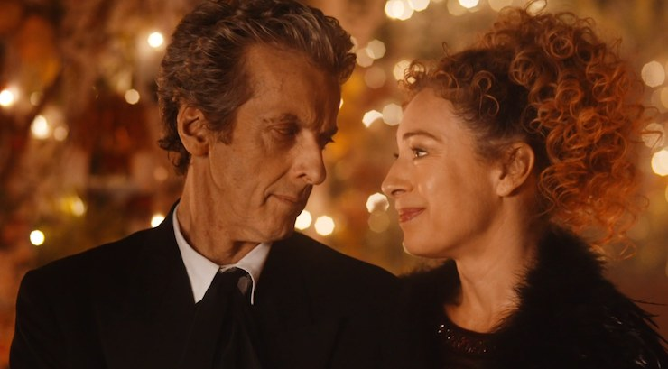 Doctor Who 2015 Christmas Special, The Husbands of River Song