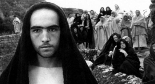 Pasolini's Gospel According to St. Matthew