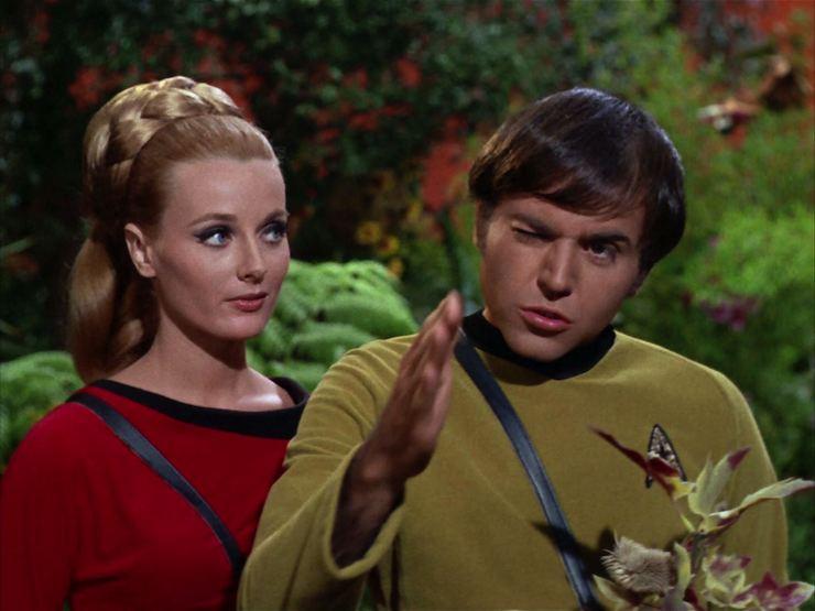 Star Trek the Original Series, season 2, The Apple
