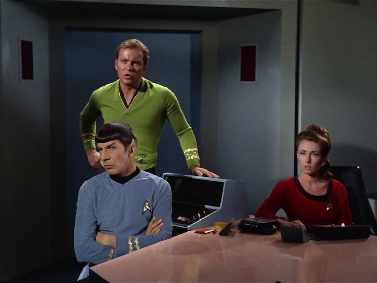 Star Trek, original series, season 2, Wolf in the Fold