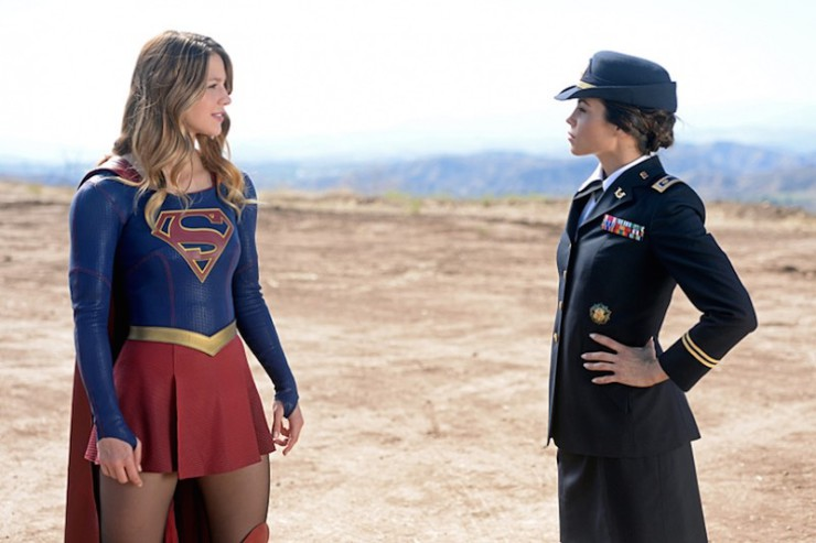 "Supergirl 1x06 ""Red Faced"" review"
