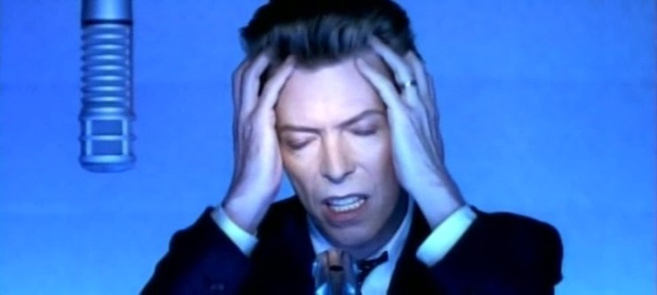 David Bowie, They Say Jump