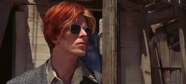 David Bowie, The Man Who Fell to Earth