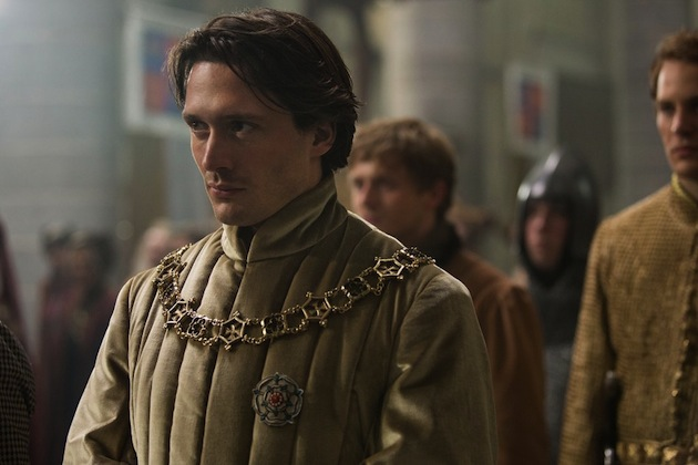 David Oakes as George Duke of Clarence in The White Queen