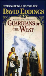 Guardians of the West David Eddings weather magic The Malloreon The Belgariad