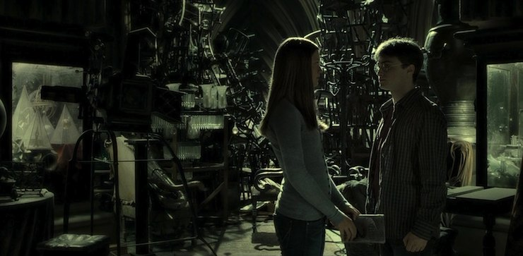 Harry Potter and the Half-Blood Prince film