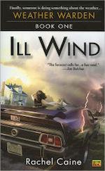 Ill Wind Rachel Caine Weather Warden weather magic