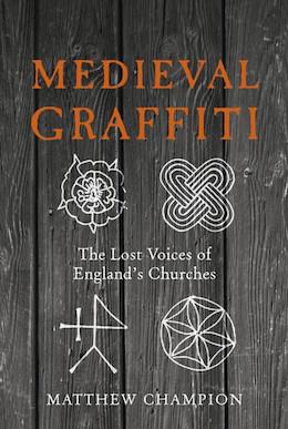 medieval graffiti churches witch marks magic Matthew Champion