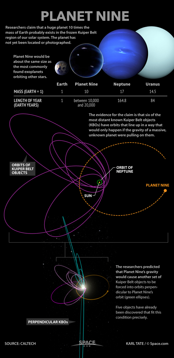 You too can be an expert on Planet Nine!
