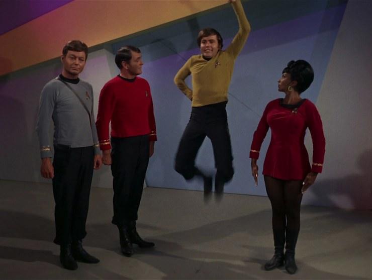 "Star Trek, Original Series, season 2, ""I, Mudd"""