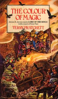 Terry Pratchett octarine element 117 Discworld The Colour of Magic