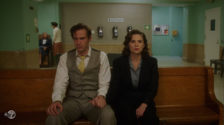 Agent Carter Monsters