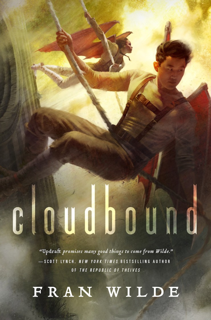 Cloudbound Cover